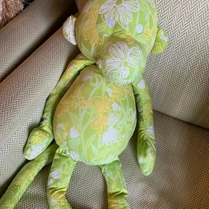Lilly Pulitzer Monkey